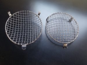 Mesh Headlight Grills