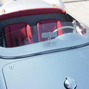 Spyder Plexi Full Length Windscreen