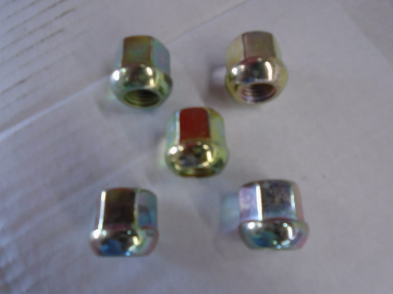 Ball Seat Lug Nut 12x1.50
